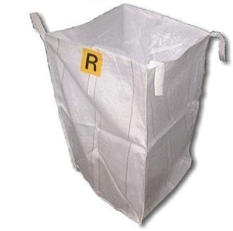 big-bag omologati per stoccaggio rifiuti